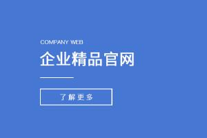 企业网站搭建