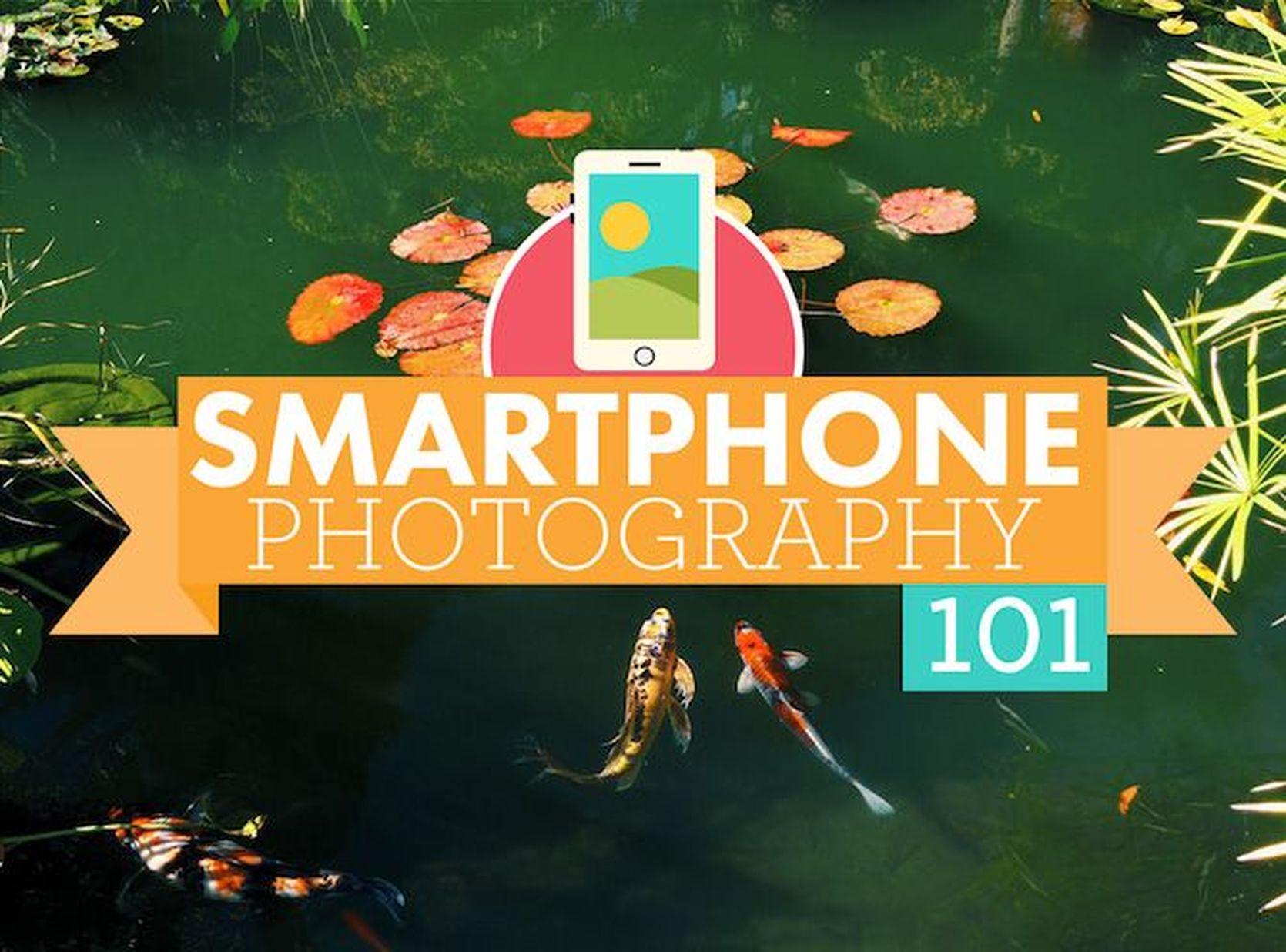 智能手机摄影 101 (Web):适用于任何手机的指南